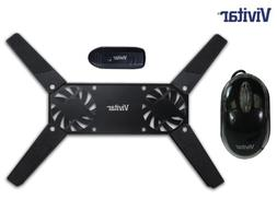 Vivitar 3-in-1 Laptop Essentials Kit. Compatiable with Windo