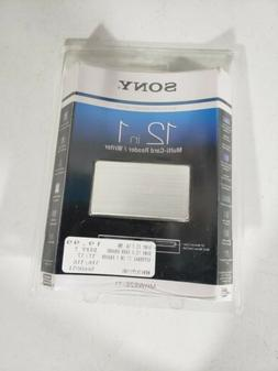 Sony 17-in-1 USB 2.0 Flash Memory Card Reader MRW62E/S1/181