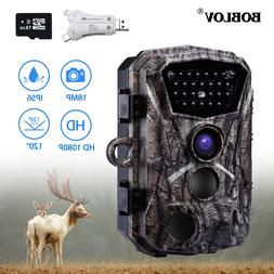 18mp 1080p hd night vision wild scouting
