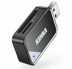 Anker 2-in-1 USB 3.0 Portable Card Reader