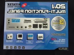 """20-in-1 Multi Function Panel 5.25"""" Thermal Control Monitor M"""