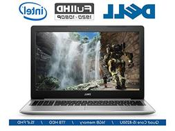 "2018 Flagship Dell Inspiron Laptop, FHD IPS 15.6"" Touchscree"