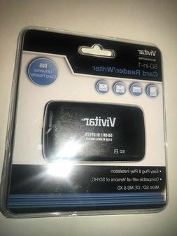 Vivitar 50 in 1 Card Reader/Writer R5 NIP