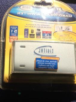 Digital Concepts 6 Slots High Speed 51-in-1 Card Reader/Writ
