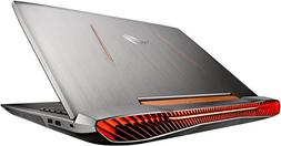 ASUS ROG G752VY-DH78K 17-Inch Gaming Laptop, Overclocked CPU