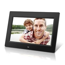 Aluratek ADMPF310F 10-Inch Digital Photo Frame with 4GB Buil