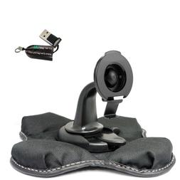 ChargerCity NonSlip Beanbag Dashboard Friction Mount for Gar