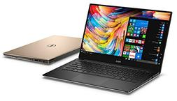 Dell XPS 13 9350 GOLD 13.3-Inch QHD+ Touchscreen Laptop 6th