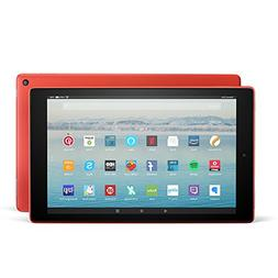 """Fire HD 10 Tablet with Alexa Hands-Free, 10.1"""" 1080p Full HD"""