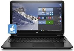 HP 15.6-Inch Touchscreen Laptop Computer, AMD Quad-Core A8-7