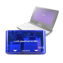Laptop USB 2.0 Card Reader With 35 Uses For Lenovo IdeaPad S
