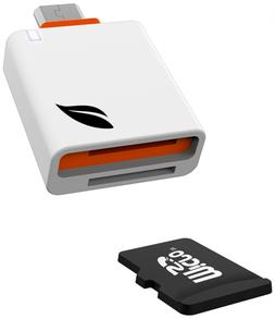 Leef Access microSD Card Reader with microUSB 2.0 Connector