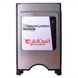 New Style Laptop PCMCIA Compact Flash PC CF Card Reader Adap