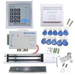 RFID Door Access Control System Kit, AGPtEK Home Security Sy