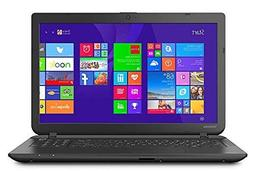 "Toshiba Satellite 15.6"" HD Widescreen  Display Laptop PC, In"