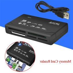 all in one memory card reader usb