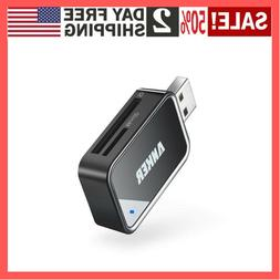 Anker 8-in-1 USB 3.0 Portable Card Reader for SD Micro SDHC