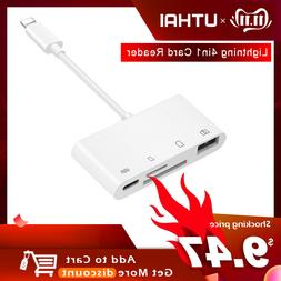 UTHAI B16 Multi Adapter <font><b>Lightning</b></font> <font>
