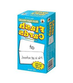 Basic Sight Words Flash Cards, Ages 6 - 9