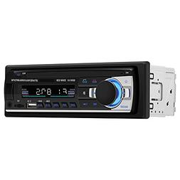 Bluetooth Wireless Car Stereo Audio with Remote Control - Pa