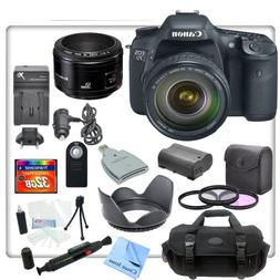 Canon EOS 7D SLR Digital Camera with 28-135mm f/3.5-5.6 IS U