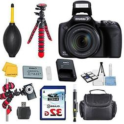 Canon Powershot SX530 HS 16.0 MP Digital Camera with 50x Opt