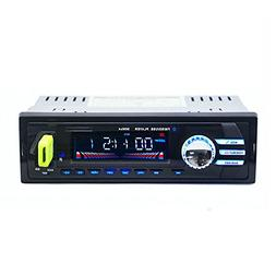 Toogoo Car Radio Player MP3 Player Bluetooth FM Stereo Remot