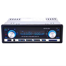 Toogoo Car Radio usb Bluetooth V2.0 Car Stereo Audio In-dash