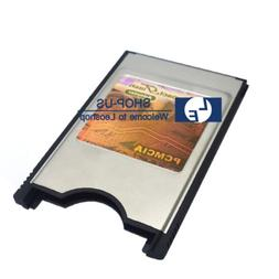 New CFCompact Flash Memory Card Reader Adapter Converter to