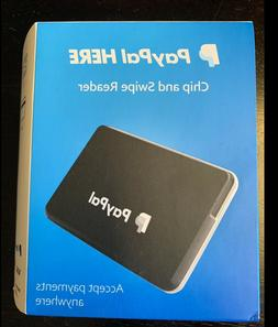 PayPal Chip and Swipe PP-8151882 Mobile Bluetooth Card Reade
