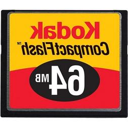 Compactflash Card, 64MB, Kodak
