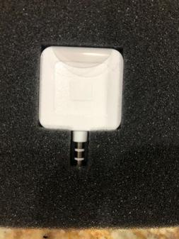 Brand New Square Credit Debit Card Reader for Apple iPhone a