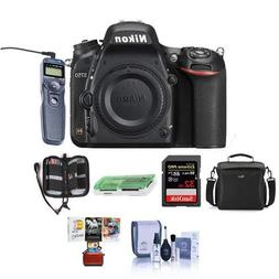 Nikon D750 FX-Format Digital SLR Body Only Camera - Bundle w