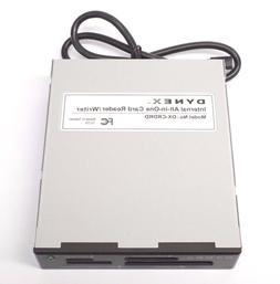 Dynex DX-CRDRD Internal All-in-One Card Reader Writer for De
