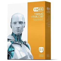 ESET Smart Security | 2016 | 2 PC's | 2 Years Subscription |