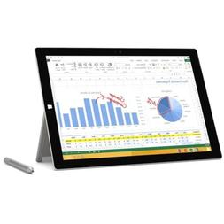 Newest Microsoft Surface Pro 3 12 inch Touchscreen Tablet  