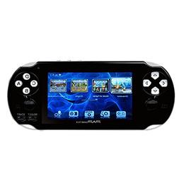 Handheld Game Console , 4GB 4.3 Inch Screen 650 Classic Game