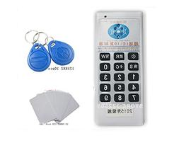 125KHz RFID ID Card Reader & Writer/Copier/Programmer Rewritable