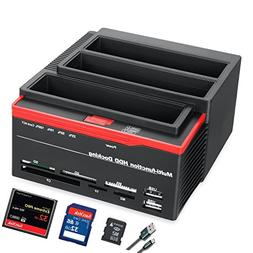 XINGDA Hard Drive Docking Station,USB 3.0 to SATA External