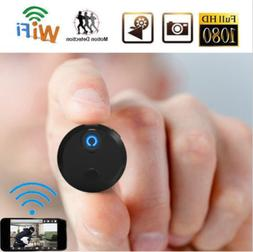 HD 1080P Wifi Spy Camera 150° Hidden DVR Camcorder Video Re