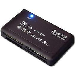 eSecure High Speed All-in-1 USB Card Reader for all Digital Memory Cards Incl...