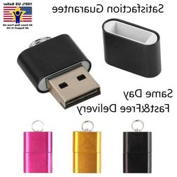 High Speed Nice Mini USB 2.0 Micro SD TF T-Flash Memory Card
