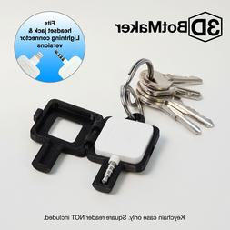 keychain case for square magstripe credit card