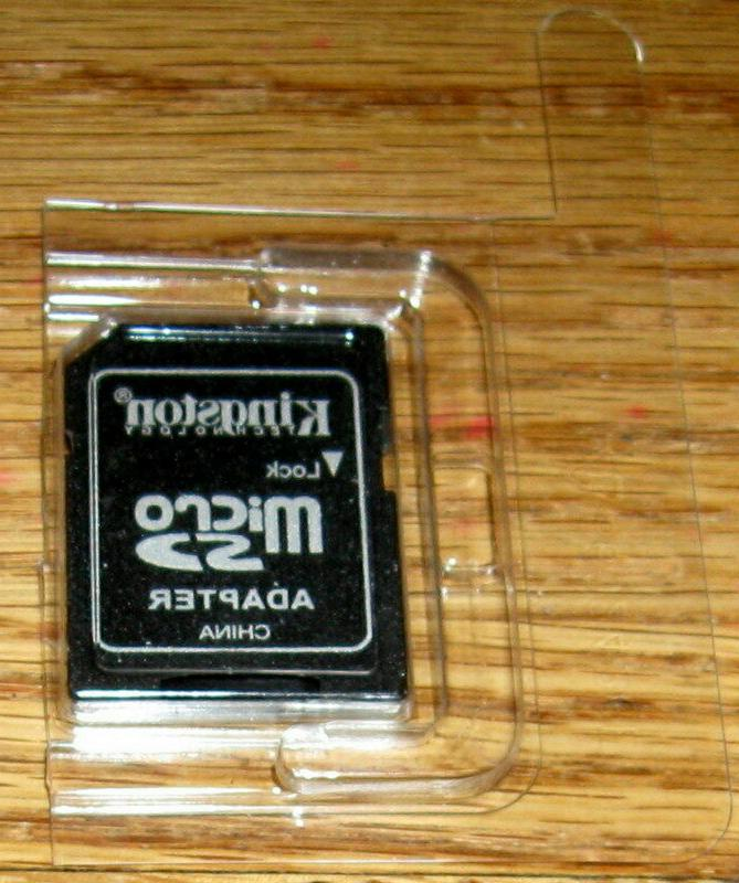 1 to Memory Adapter NEW OEM
