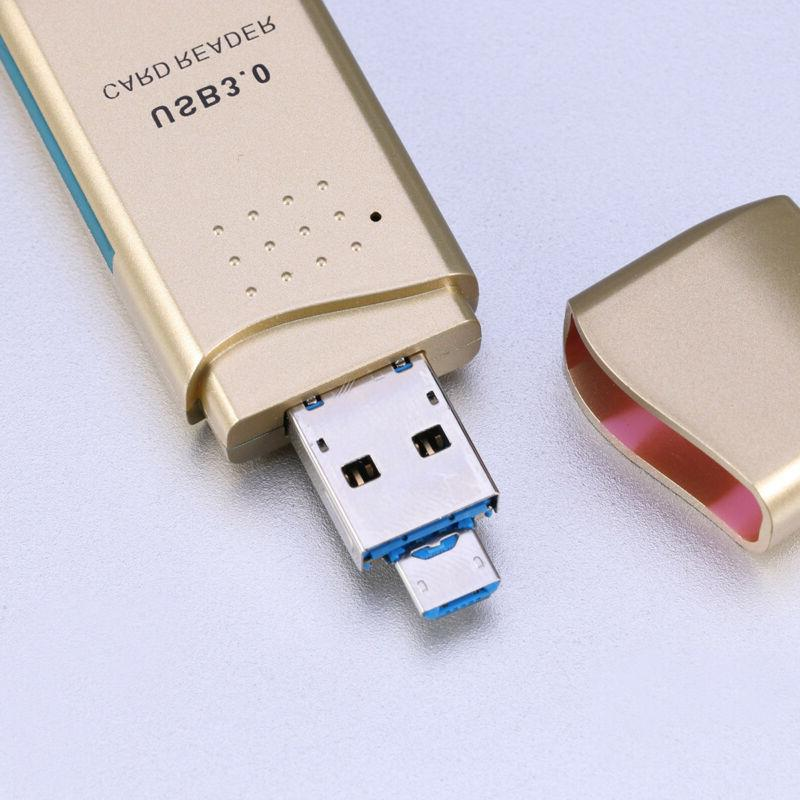 1PC Multi Card Reader SD SD/TF