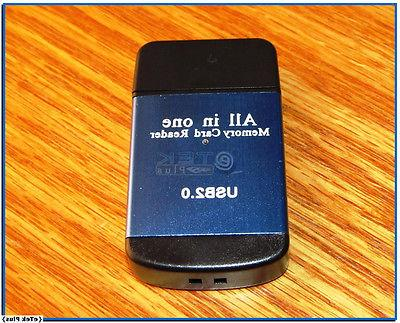 1x USB 2.0 ALL-in-1 Card for Micro