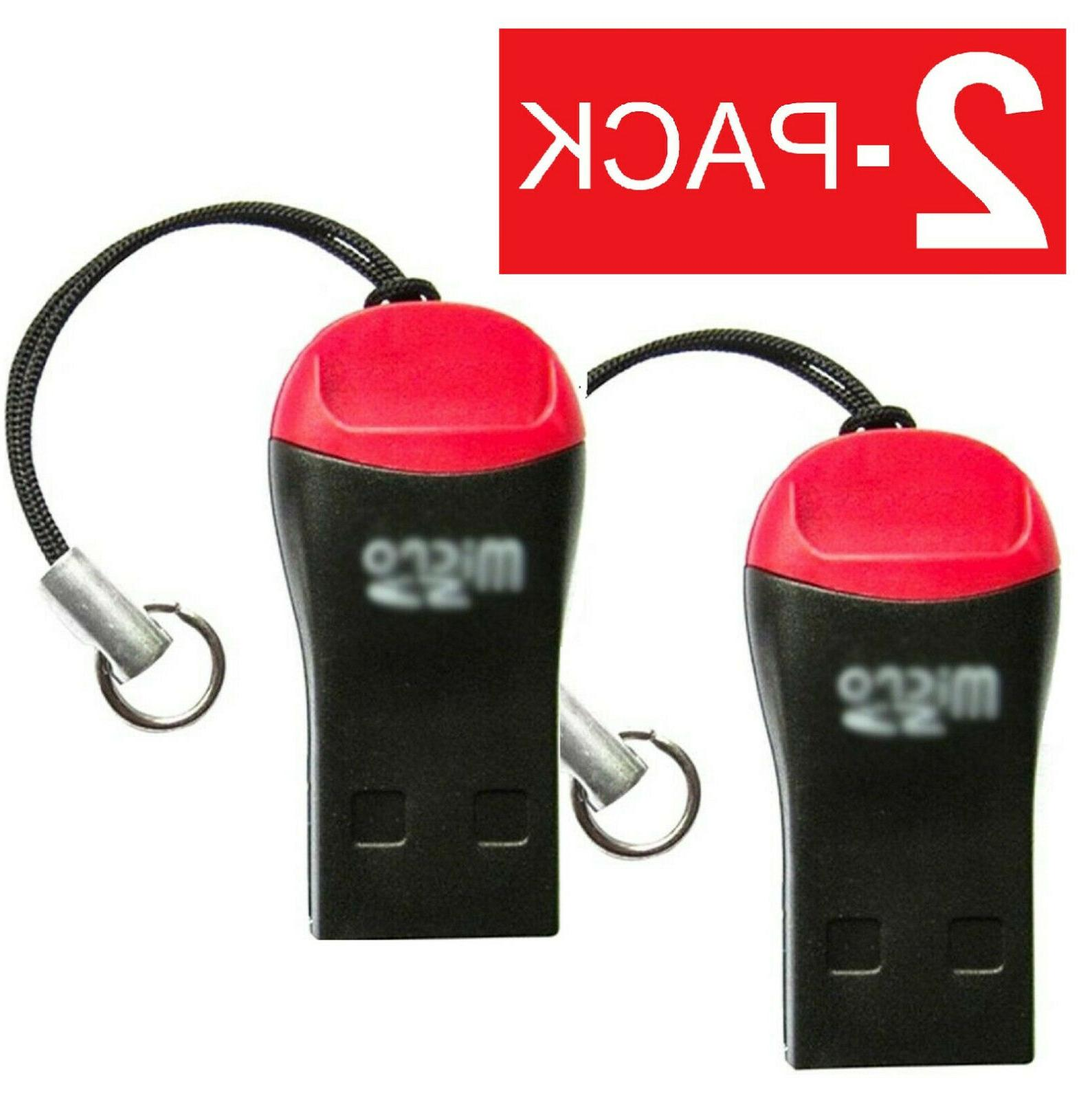 2 pacl memory adapters to usb 2