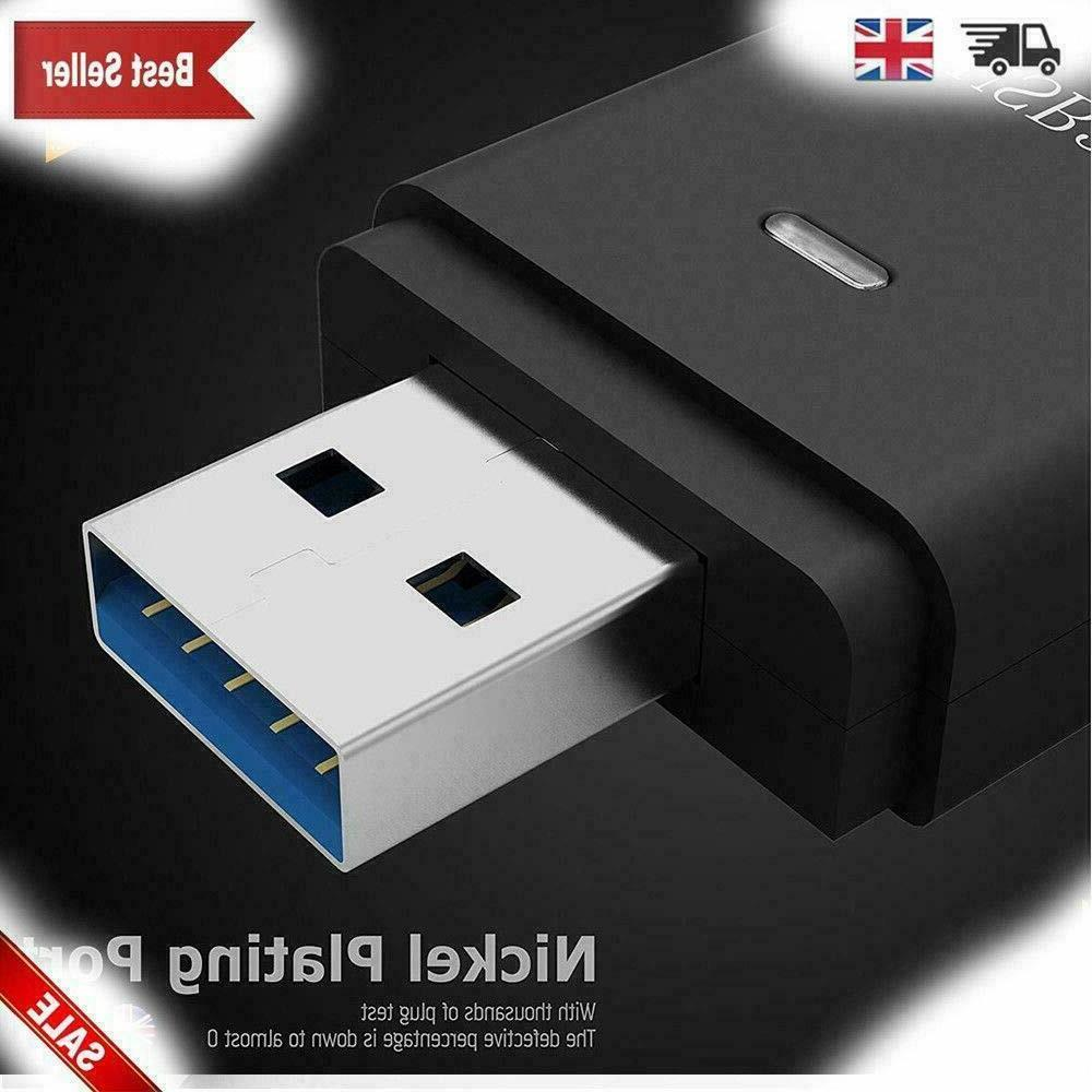 3.0 USB SD Card Reader Mobile Adapter SDHC MMC
