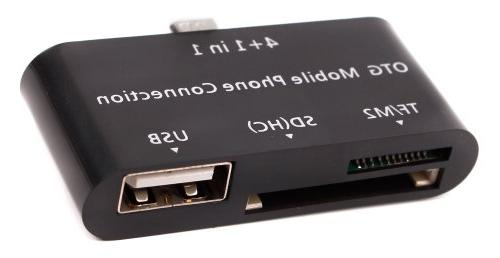 1 micro usb connection kit
