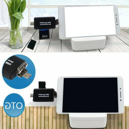 3in1 USB-C Phone Android Tablets